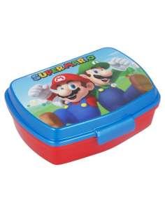 Sandwichera Super Mario Bros Nintendo