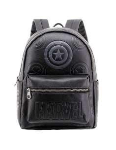 Mochila Defense Capitan America Marvel 32cm