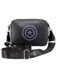 Bolso Defense Capitan America Marvel
