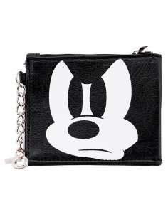 Tarjetero Angry Mickey Disney