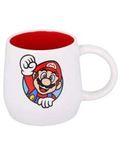 Taza Super Mario Bros Nintendo mug 355ml
