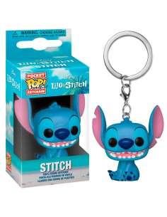 Llavero Pocket POP Disney Lilo and Stitch Stitch
