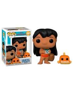 Figura POP Disney Lilo and Stitch Lilo with Pudge