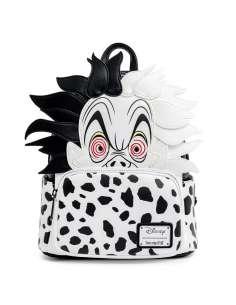 Mochila Cruella de Vil Villanas Disney Loungefly 26cm