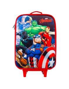 Trolley 3D Vengadores Avengers Marvel 47cm