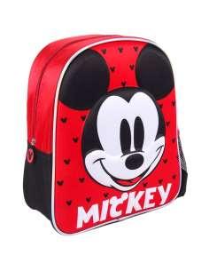 Mochila 3D Mickey Disney 31cm