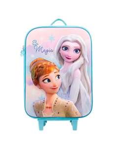 Trolley 3D Magic Frozen 2 Disney 47cm