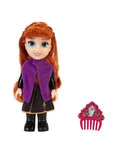 Muneca Petite Anna Frozen 2 Disney 15cm