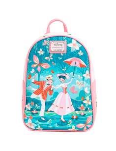 Mochila Jolly Holiday Mary Poppins Disney Loungefly 28cm
