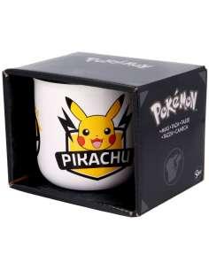 Taza ceramica Pikachu Pokemon en caja 400ml