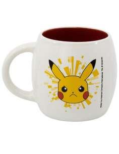 Taza ceramica Pikachu Pokemon en caja 380ml