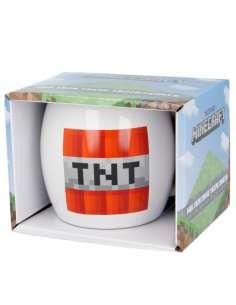 Taza ceramica Minecraft en caja 380ml