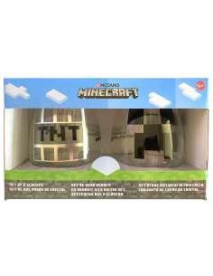 Set 2 vasos cristal Minecraft 510ml