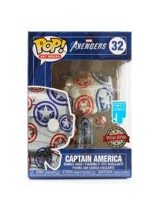 Figura POP Patriotic Age Captain America Exclusive
