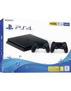 Consola PS4 500GB PACK...