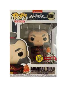 Figura POP Avatar Admiral Zhao with Fireball Exclusive