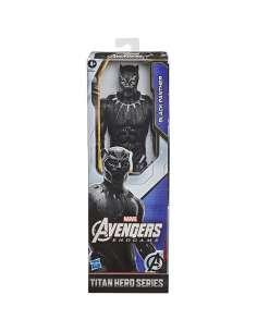 Figura Black Panther Titan hero Avengers Marvel 30cm