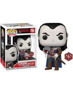 Figura POP Die Strahd with D20 Dungeons Dragons Exclusive