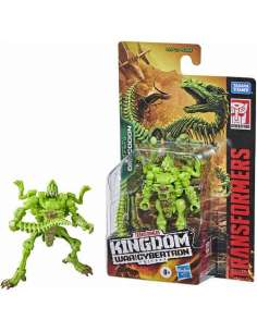 Figura WFC K22 Dracodon War For Cybertron Kingdom Transformers