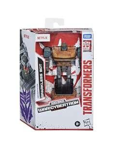 Figura Sparkless Bot War for Cybertron Transformers
