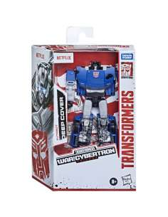 Figura Deep Cover War for Cybertron Transformers