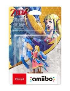 Figura Amiibo Zelda Pelícaro