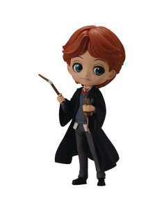 Figura Ron Weasley with Scabbers Harry Potter Q Posket 14cm