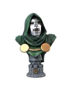 Busto Doctor Doom Legends In 3D Marvel Comics 25cm