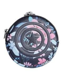 Monedero Spring Capitan America Marvel