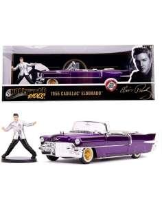 Set figura Coche Cadillac El Dorado 1956 Elvis Presley