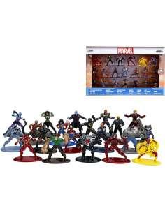 Set 20 figuras Marvel 4cm