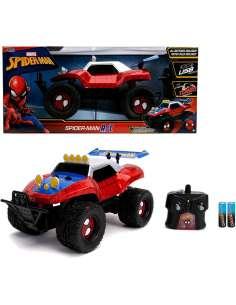 Coche radio control Buggy Spiderman Marvel