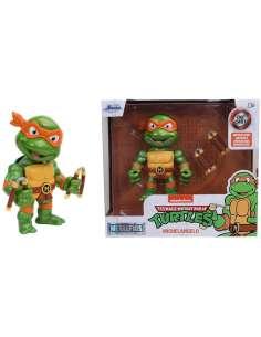 Figura metalfigs Michelangelo Tortugas Ninja 10cm