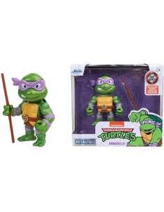 Figura metalfigs Donatello Tortugas Ninja 10cm