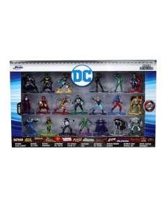 Set 20 figuras DC Comics 4cm