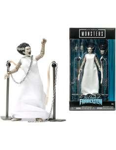 Figura Novia de Frankenstein Monsters Universal 15cm