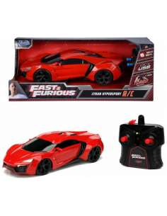 Coche radio control Lykan Hypersport Fast and Furious