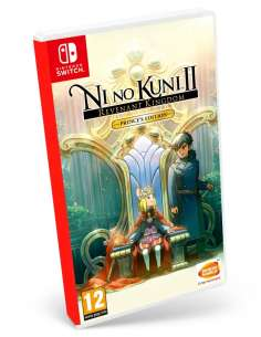 NI NO KUNI 2: El Renacer de...
