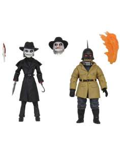 Pack Figura Ultimate Blade Torch Puppet Master 11cm