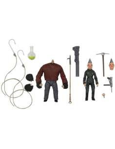 Pack figura Ultimate Tunneler Pinhead Puppet Master 11cm