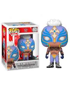 Figura POP WWE Rey Mysterio
