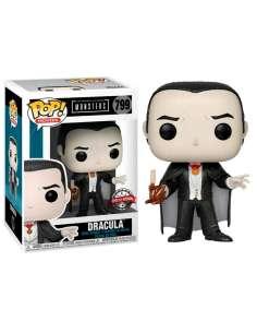 Figura POP Universal Monsters Dracula Exclusive
