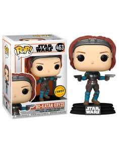 Figura POP Star Wars Mandalorian Bo Katan Chase