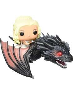 Figura POP Game of Thrones Daenerys Drogon 18cm