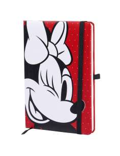 Cuaderno A5 Minnie Disney