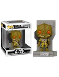 Figura POP Star Wars Bounty Hunter Bossk Exclusive