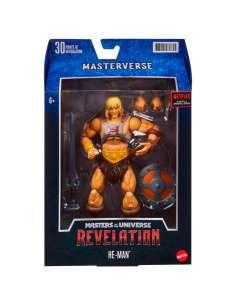 Figura He Man Masters of the Universe Revelation 18cm