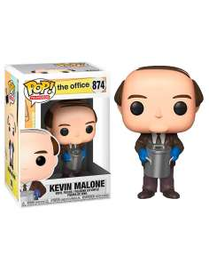 Figura POP The Office Kevin Malone with Chili