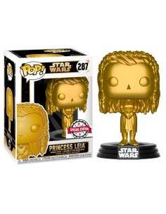Figura POP Star Wars Princess Leia Exclusive