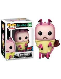 Figura POP Rick and Morty Shrimp Morty Exclusive